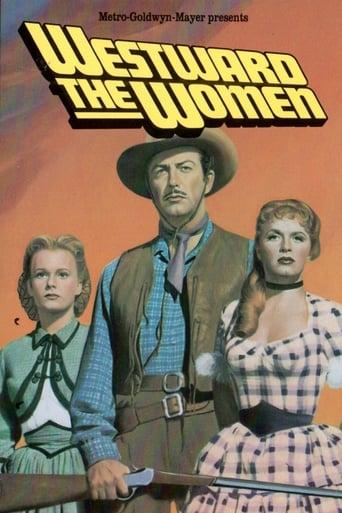 Poster of Westward the Women