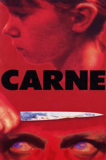 Poster of Carne