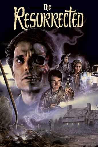 Poster of The Resurrected
