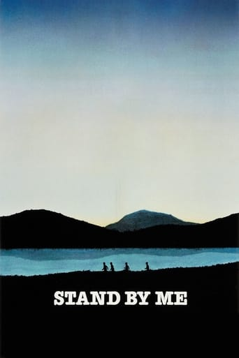 Poster of Stand by Me