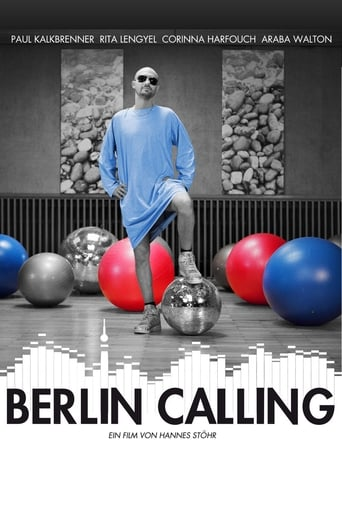 Poster of Berlin Calling