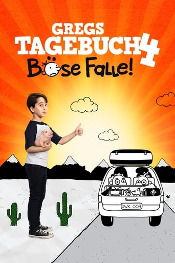 Poster of Gregs Tagebuch – Böse Falle!