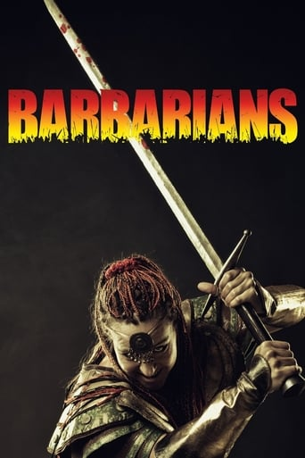 Poster of Barbarians