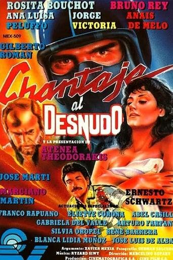 Poster of Chantaje al desnudo