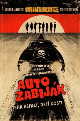 Poster of Grindhouse: Auto zabiják