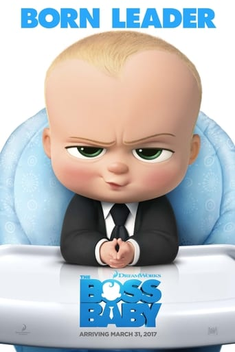 How old was everyone in The Boss Baby