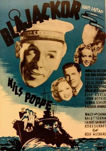 Poster of Blåjackor