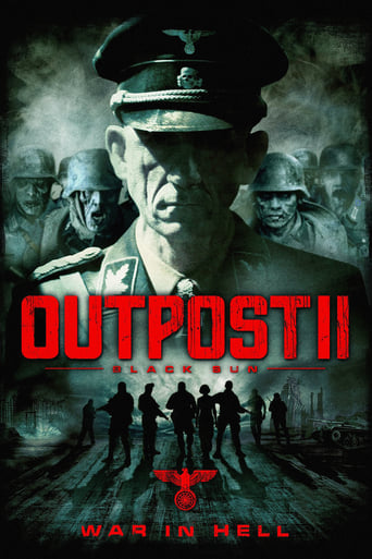 Poster of Outpost: Black Sun