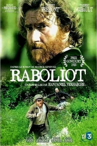Poster of Raboliot