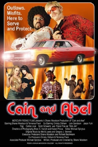 Poster of Cain and Abel