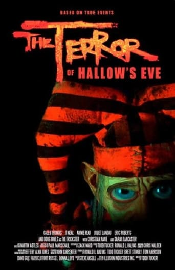 Poster of The Terror of Hallow's Eve