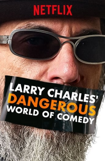 Poster of Larry Charles' Dangerous World of Comedy