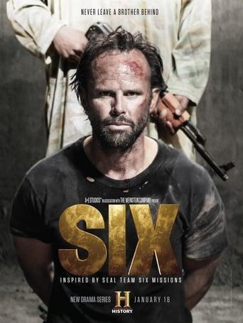 Six (2017) 1 Sezonas EN