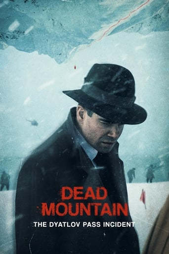 Poster of Dead Mountain: The Dyatlov Pass Incident