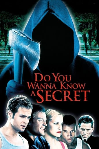 Poster of Do You Wanna Know a Secret?