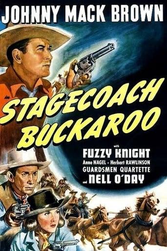 Poster of Stagecoach Buckaroo