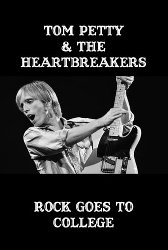 Poster of Tom Petty and The Heartbreakers: Rock Goes to College