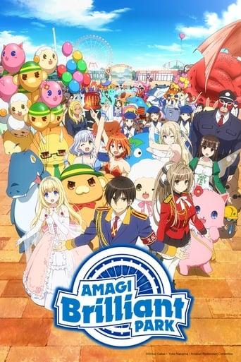 Poster of Amagi Brilliant Park