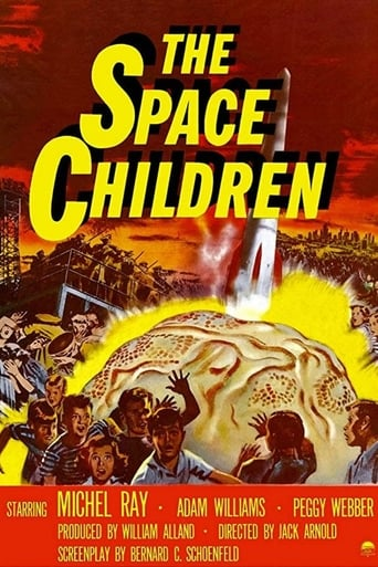 Poster of The Space Children