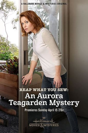 Poster of Reap What You Sew: An Aurora Teagarden Mystery