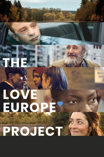 Poster of The Love Europe Project