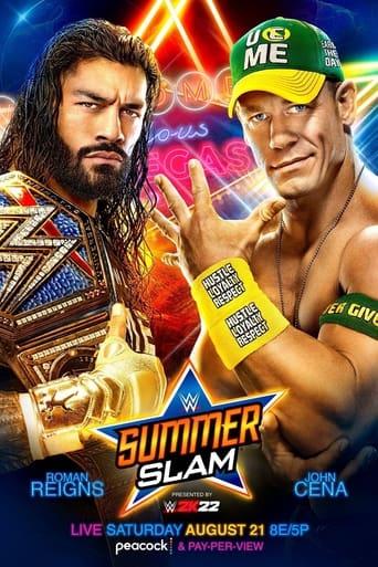 Poster of WWE SummerSlam 2021