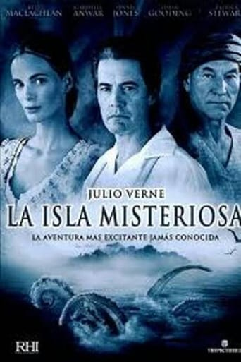 Poster of L'Isola Misteriosa