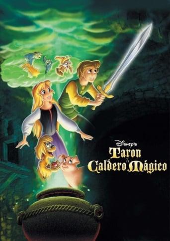 Poster of Taron y el caldero mágico