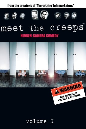 Poster of Meet the Creeps, Vol. 1