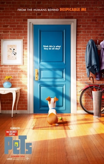 How old was Albert Brooks in The Secret Life of Pets