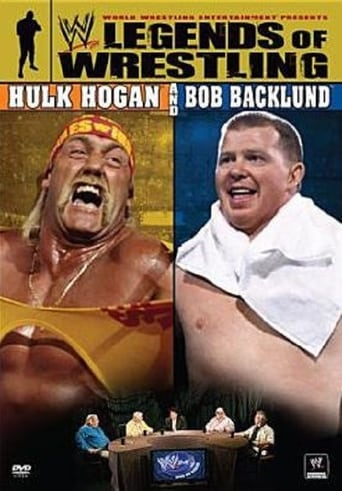 Poster of WWE: Legends of Wrestling - Hulk Hogan and Bob Backlund