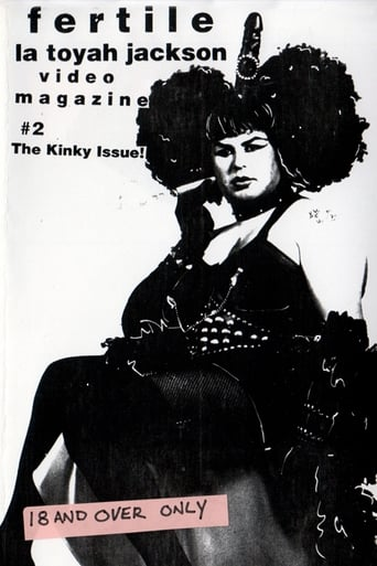 Poster of Fertile La Toyah Video Magazine #2: The Kinky Issue!
