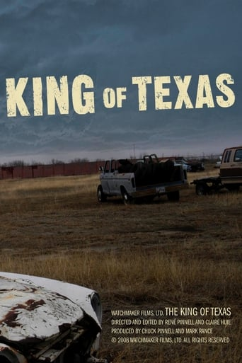 Poster of The King of Texas