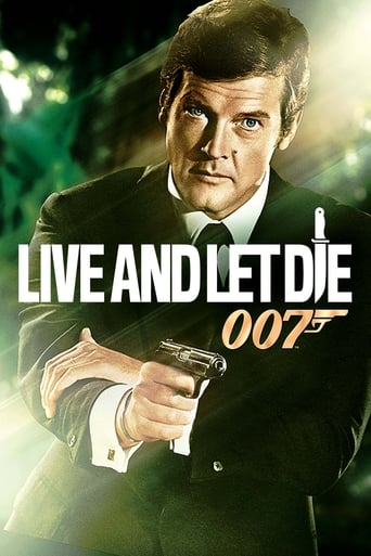 Poster of Live and Let Die