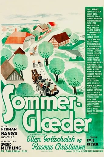 Poster of Sommerglæder