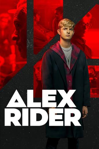 Poster of Alex Rider