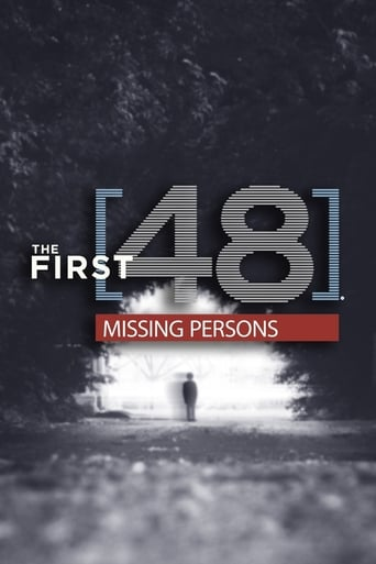 Poster of The First 48: Missing Persons