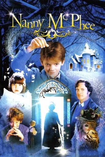 Poster of Nanny McPhee