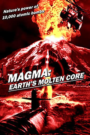 Poster of Magma: Earth's Molten Core