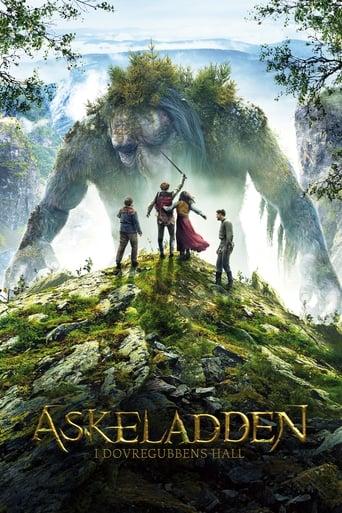 Poster of Cesta za králem trollů