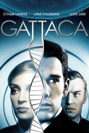 Filmplakat von Gattaca