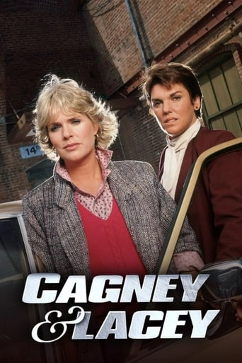 Poster of Cagney & Lacey