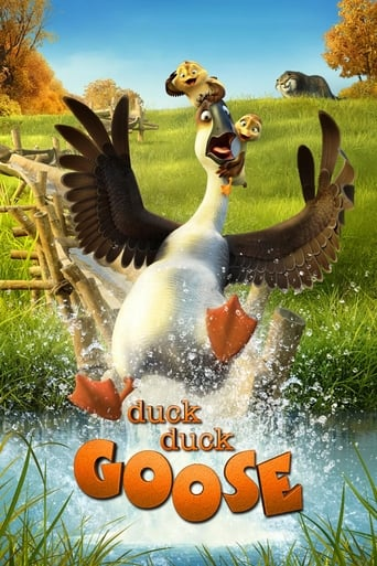 Poster of Duck Duck Goose