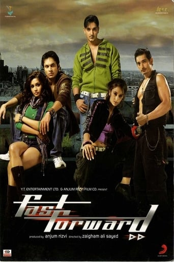 Poster of Fast Forward