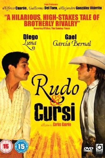 How old was Diego Luna in Rudo & Cursi