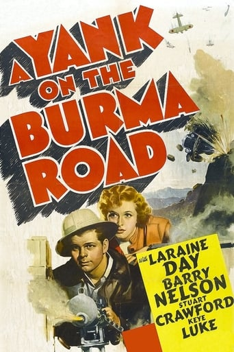 Poster of A Yank on the Burma Road