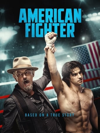 Poster of American Fighter