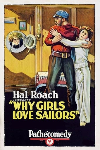 Poster of Why Girls Love Sailors