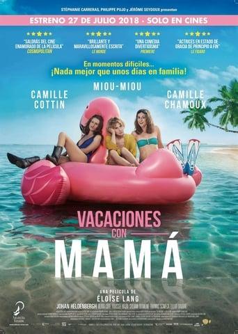 Poster of Vacaciones con mamá