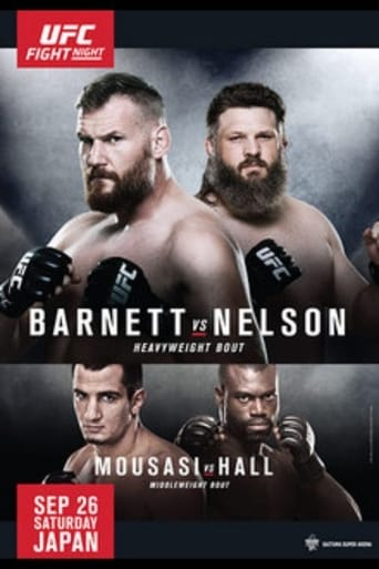 UFC Fight Night 75: Barnett vs. Nelson